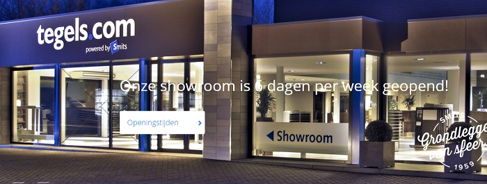 tegels com showroom